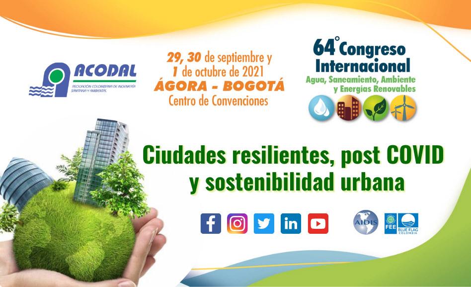 64° CONGRESO INTERNACIONAL DE ACODAL