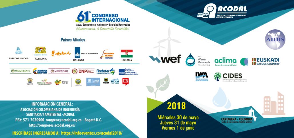 61° Congreso Internacional ACODAL 2018