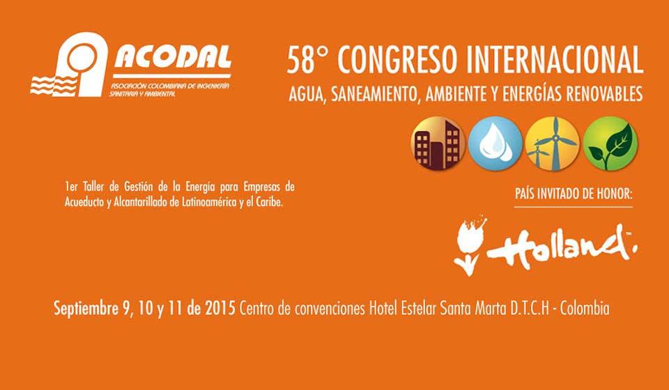 58° Congreso Internacional ACODAL