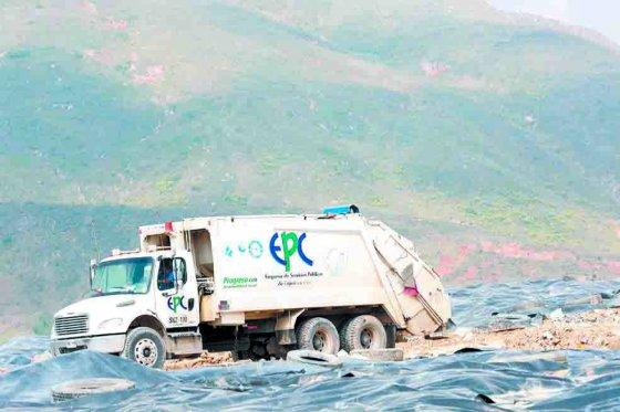 Tratar las basuras, lucha contrarreloj