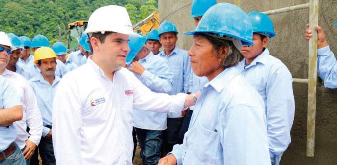 Durante 2015 Minvivienda ha aprobado obras de agua potable y saneamiento básico por más de $358.981 millones