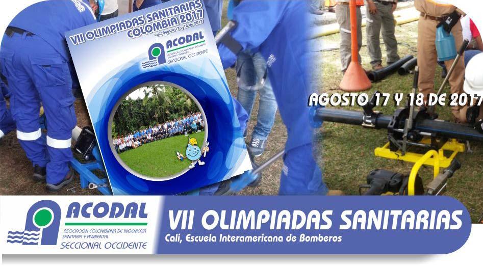 VII Olimpiadas Sanitarias Colombia 2017